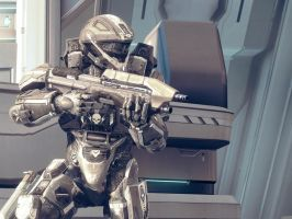 Halo 4: Strive by PurpleGhost204