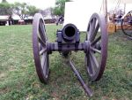 Cannon front view by tomsealstock
