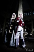 Vampire Hunters by YagiPhotography