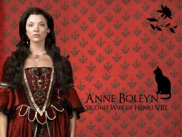The Tudors - Anne Boleyn by Sturm1212