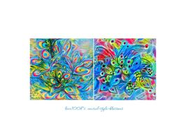 Neural-style-blossoms 7 by love1008