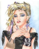 Madonna by ladymadge