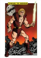 Thundarr the Barbarian by markwelser