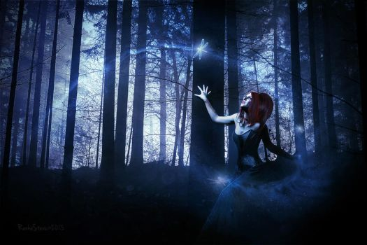 Enchanted forest by RankaStevic