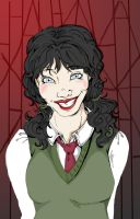 Joker's Daughter by Seraphim-burning