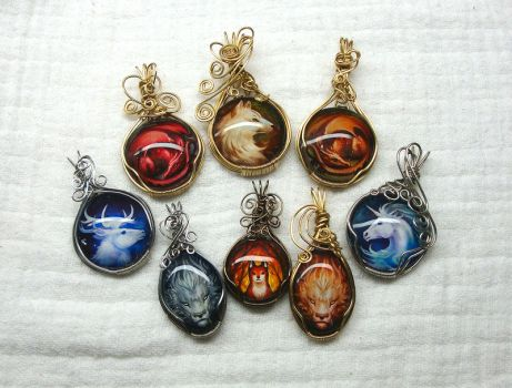Pendants part 3 by sandara