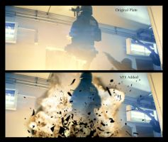 Explosion Before and After by Diana-Huang