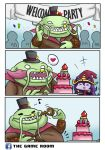 Tahm Tahm the new Champ by mickking