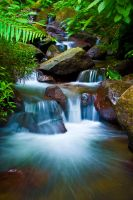 Waterdrop River by MikEZzZZ