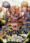 Shonen Jump Naruto Cover Contest 2014 by khaos-prinzessin