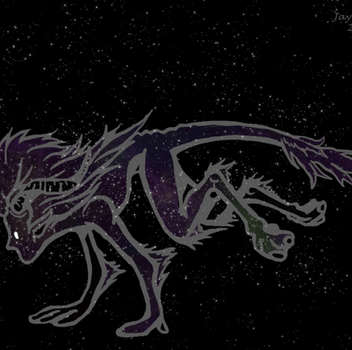The Starchaser [ANIMATION] by Jdraco723