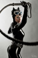 CatWoman - Wrath by YourMojoByJojo