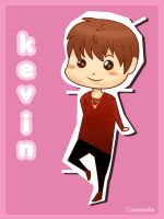 kevin woo chibilits by asawe