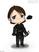 anakin Skywalker by ryuuri