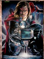 Thor by oyuco