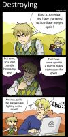Hetalia: Destroying by mayanna