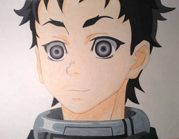 Ganta - Deadman Wonderland by CheezyNoodlez