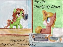 Chrysalis' Trance Cover Art by LinksLove