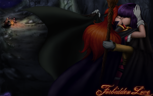Forbidden Love by XELLOS-FanClub