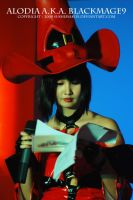 Alodia as teh Toycon Host by sushimaki15