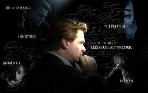 Christopher Nolan Wallpaper by TheSayGi