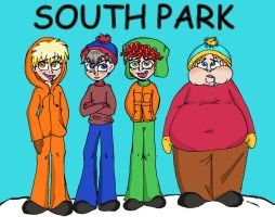 SouthPark by Loveless-Nights