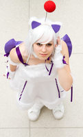 Cute Mogry - Final Fantasy by theDevil-photography
