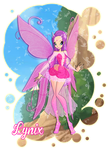 Winx: Altair Lynix by DragonShinyFlame
