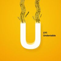 UYI Undeniable CD cover by deepdesign