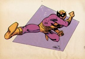 B for Batroc by sdowner