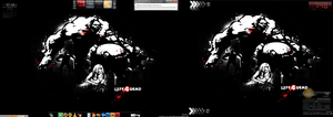 My Desktop by Varcolacu