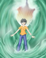 Percy Jackson-Tidal Wave by Cloudghost