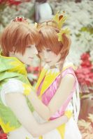 Cardcaptor Sakura - The girl I can't ignore by darcywilliam