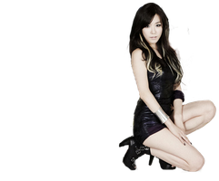 Tiffany - SNSD png by Sellscarol