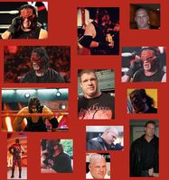 wwe Kane: just pics by celtakerthebest