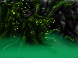 Shoggoth by ChaosDS