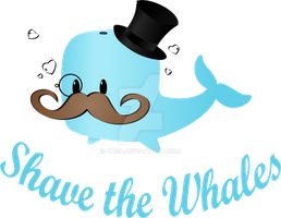 Shave the whales1 by OHea