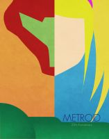25 Years of Metroid by tdj1337