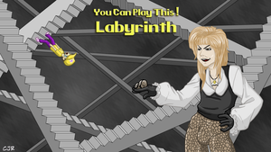 YCPT - Labyrinth by X-Cross