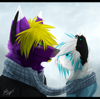 With you~ by XBlackIce