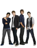 PnG de Big time Rush *__* by Genebexx