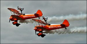 Breitling Wingwalkers 7 / FAS 2012 by Somebody-Somewhere