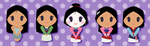 :Free to use Pagedolls - Mulan: by SummersWorld