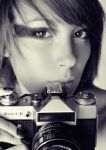 femme photographie by kannus-maoo