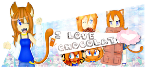 Danu TC - I Love Chocolat! by MultiDanita123