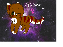 amber whao by xT-a-y-l-o-r