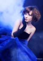 blue by BirdSophieBlack