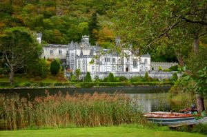Kylemore Abbey... by Nefarious069