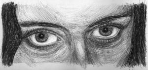 Quick Eye Drawing by A-Chard
