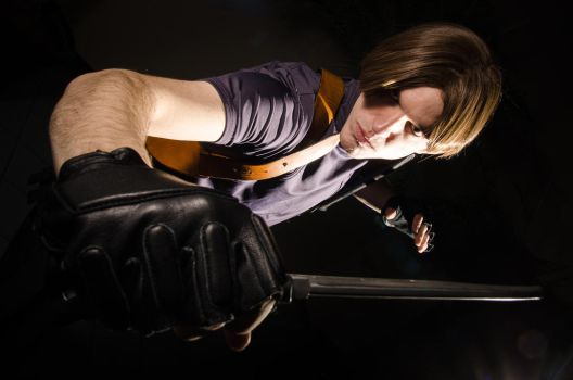 Knife To See You by BlitzkriegCosplay